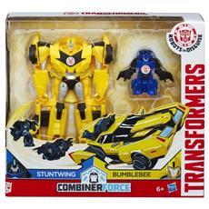 Transformers AC Stunting - Bumblebee