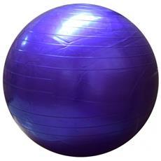 Palla Fitness Palla Ginnica Viola Pilates Ginnastica Stretching Allenamento Casa