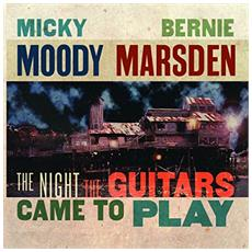 """Moody Marsden Band The - Night The Guitars Came The Rsd (3X12"""")"""