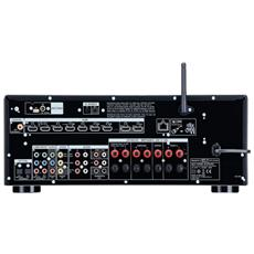 Ricevitore di rete per Home Cinema da 7.2 canali con 8 ingressi / 2 uscite HDMI®, conversione 4k e Wi-Fi® integrato