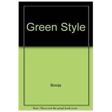 Green style. Ediz. multilingue