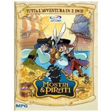 DVD MOSTRI & PIRATI (2 DVD+libro)