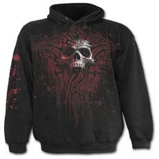 Spiral - Death Blood - Black (Felpa Tg. M)