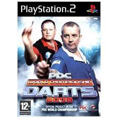 PDC World Championship Darts 2008, PlayStation 2