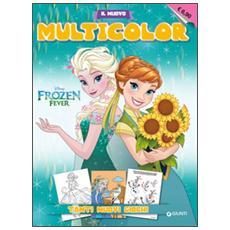 Disney - Frozen Fever (Il Nuovo Multicolor)
