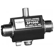 Sp-1000 Scaricatore D´antenna Dc-1ghz, 400 Watt Pep