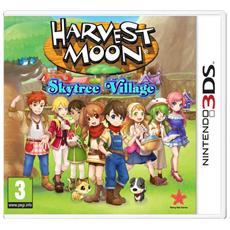 N3DS - Harvest Moon - Skytree Village