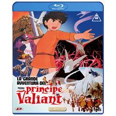 Grande Avventura Del Piccolo Principe Valiant (La) (Blu-Ray+Collector'S Box)
