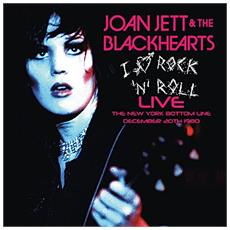Joan Jett & The Blackhearts - Live At The Bottom Line December 20Th 1080