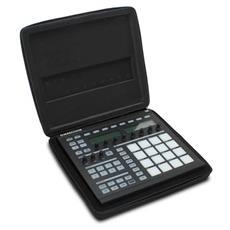 4500715, Custodia rigida, Controllo per DJ, Nero, Tessuto felpato, Native Instruments, Monotono