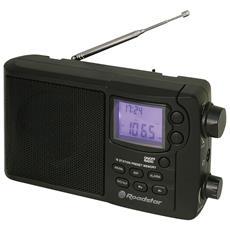 TRA-2425PSW, 3,5 mm, AA, Portatile, LCD, Digitale, FM, MW, SW