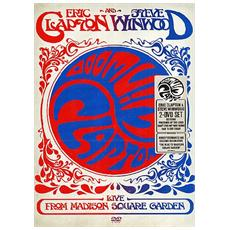 Dvd Clapton E. And Winwood S. - Live Fr.