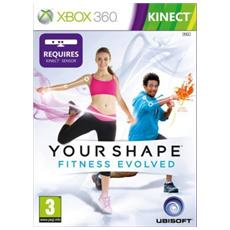 X360 - Your Shape Fitness Evolved (Software per KINECT)