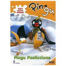 Dvd Pingu - Pingu Pasticcione