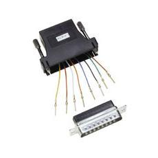 Adattatore modulare 25 poli M / RJ-45