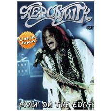 Dvd Aerosmith - Livin' On The Edge