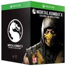 XONE - Mortal Kombat X Collector's Edition