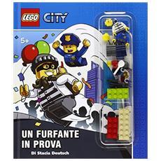 Un furfante in prova. Lego City. Con gadget. Vol. 2
