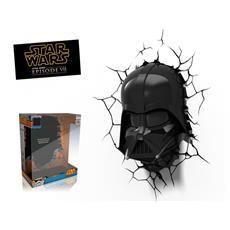 Star Wars Darth Vader Lampada da muro on timer