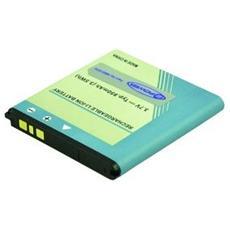 2-Power MBI0107A, 950 mAh, GPS / PDA / Mobile phone, Ioni di litio, 4,8 cm, 4,8 cm, 6 mm