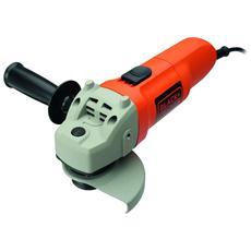 Smerigliatrice Angolare 750W, 115 mm