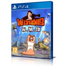 PS4 - Worms WMD