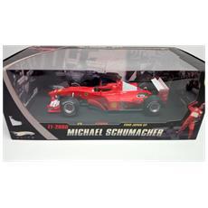 Ferrari F2000 Michael Schumacher 2000 Japan Gp Elite 1:18 Model N2074 Hot Wheels