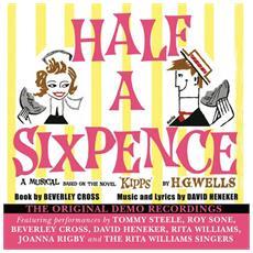 Original Demo Cast & Tommy Steele - Half A Sixpence - The Original Demo Recordings