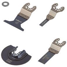 5 Pz Accessori Strumenti Oscillanti Multifunzione Pro3961000