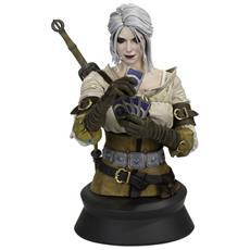 Witcher 3 - Wild Hunt: Ciri Playing Gwent Bust