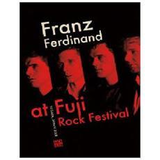 Dvd Franz Ferdinand - At Fuji Rock Fest.