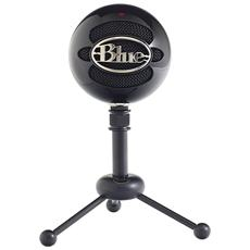 Snowball Black Ice - Microfono Usb Plug & Play Win / Mac