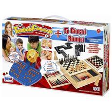 Tombola Classica+5 Giochi