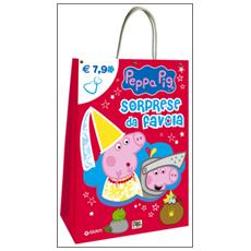 Sorprese da favola! Peppa Pig shopper bag