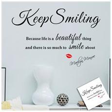 Sticker Adesivo 3d - Marilyn