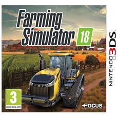 N3DS - Farming Simulator 2018