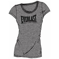 T-shirt Donna Tmm Dorothy Stretch Grigio M