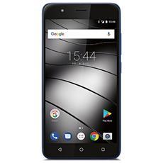 "GS270 Plus Blu 32GB Dual Sim Display 5.2"" Full HD Slot Micro SD 4G / LTE Fotocamera 13Mpx Android - Italia"