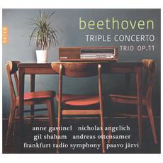 L. V. Beethoven - Triple Concerto Op. 1 - Anne Gastinel - Disponibile dal 23/02/2018