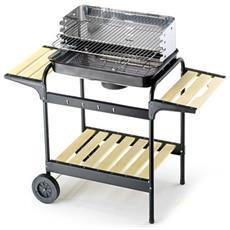 Barbecue A Carbonella 60-40 Green X
