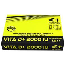 Vita D+ 2000 Iu [60 Cpr] - Vitamina D