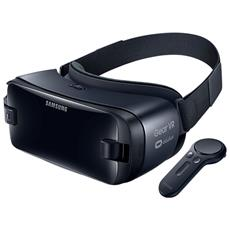 Gear VR Visore collegato allo smartphone 345g Nero, Grigio