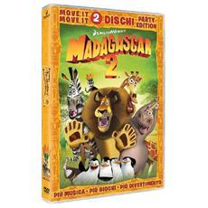 Dvd Madagascar 2 (2 Dvd)