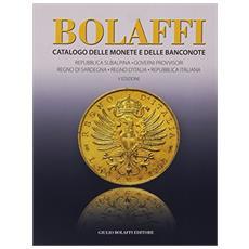Catalogo delle monete e delle banconote. Regno di Sardegna, Regno d'Italia, Repubblica italian