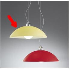 Illuminazione 3642-40-Ar - Sospensione Con Vetro Satinato