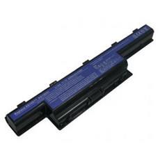 Batteria A 6 Celle Per Laptop, 11,1v, 5200 Mah