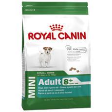 Cibo per cani Mini Adult 8+ 2 kg