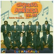 Orquesta America Del 55 - Los Marcianos