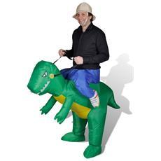 Costume Gonfiabile Da Dinosauro