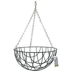 Vaso Basket Intrecciato 35 Cm